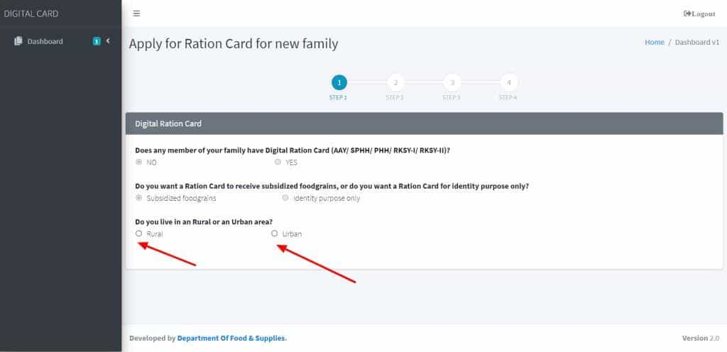 Ration-Card-Online-Application-In-West-Bengal