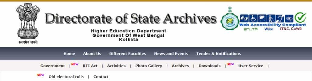 Old_Voter_List_West_Bengal_Download