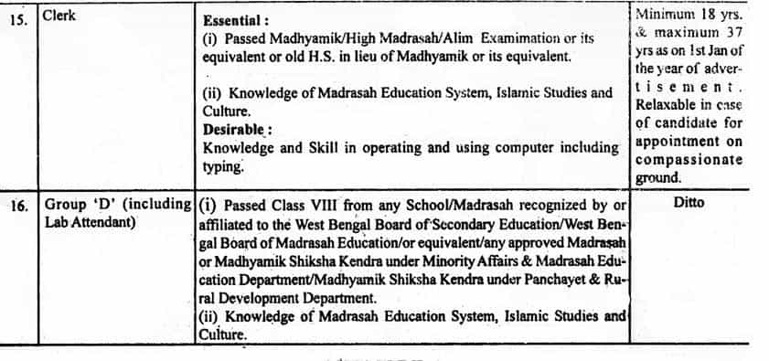 madrasah_group_d_and_madrasah_clerk