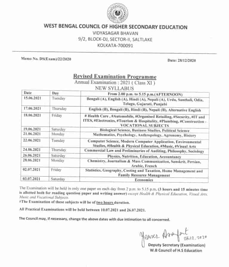 HS_new_revised_routine_for_2021_exam